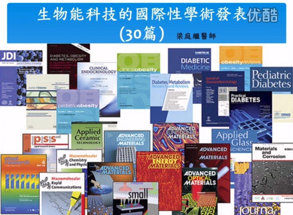 生物能國際論文